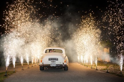 Fireworks at your Wedding