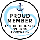 Lake of the Ozarks Wedding Association Member